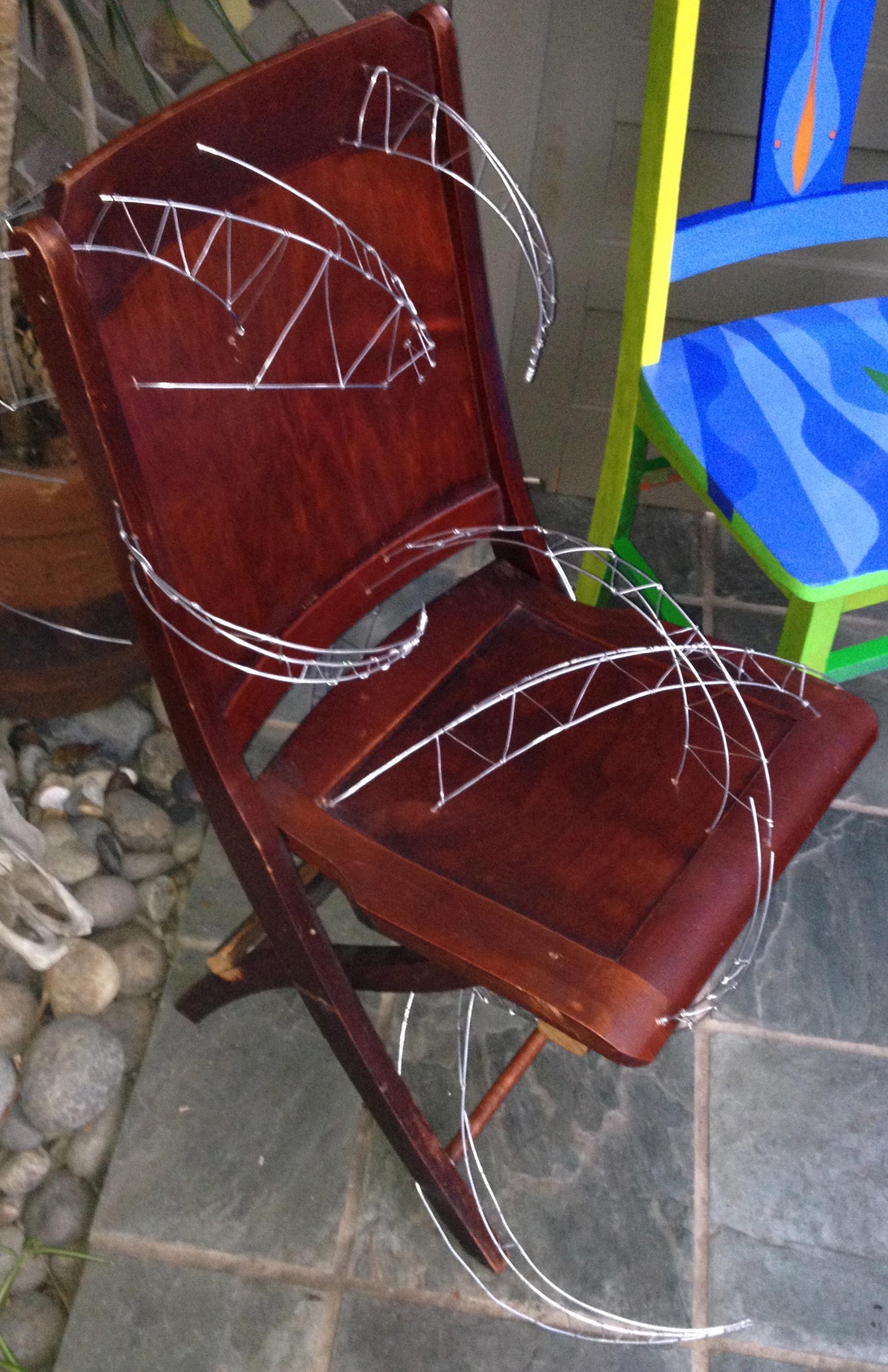 Chair # 56 Jill Eittriem