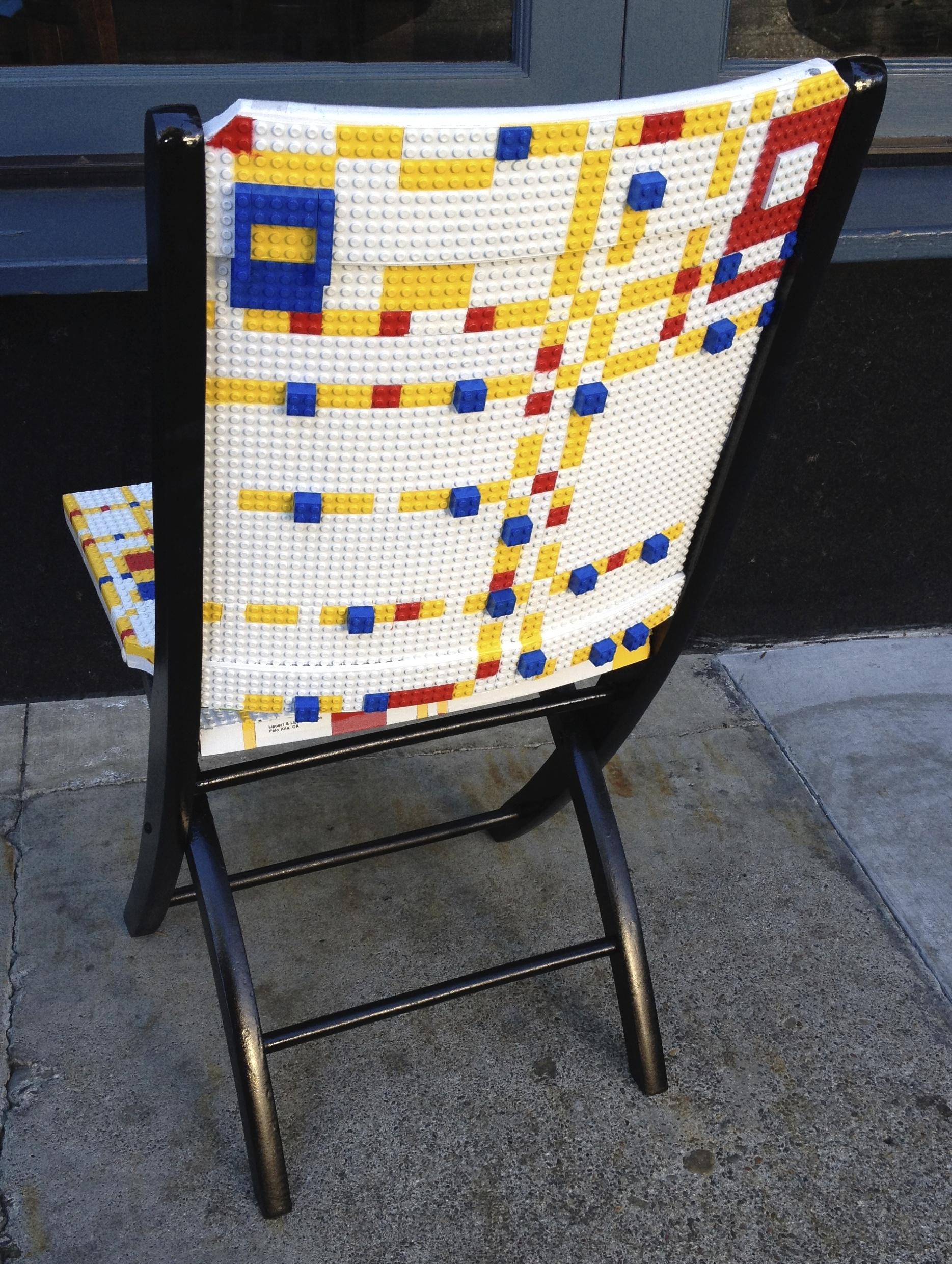 Chair #32 Lippert & Lippert