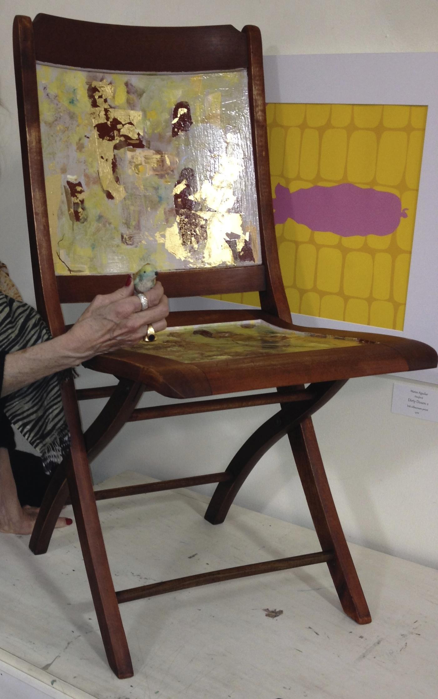Chair # 57 Sondra Murphy