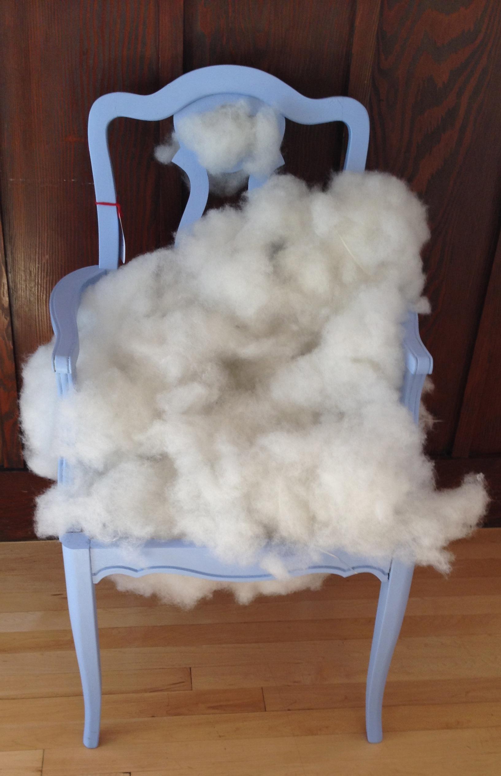 Chair # 46 Faith Hornbacher