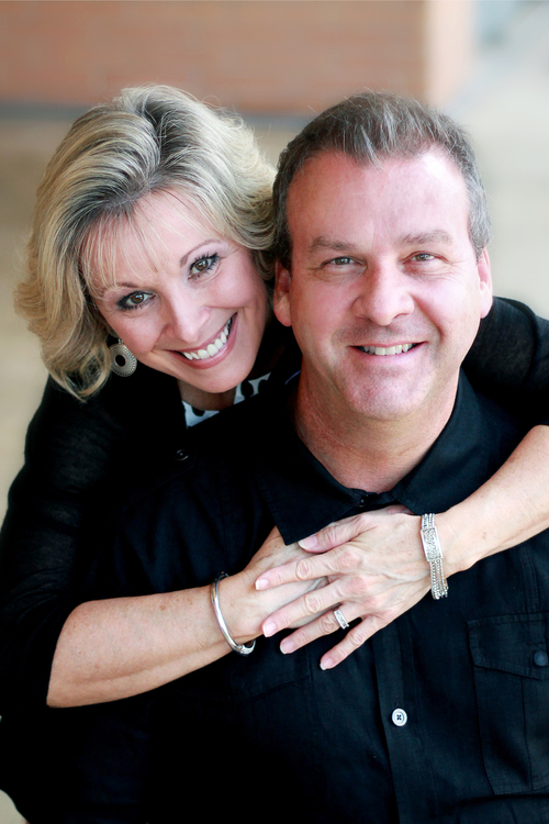 Senior Pastors  Jeff & Becky Dollar