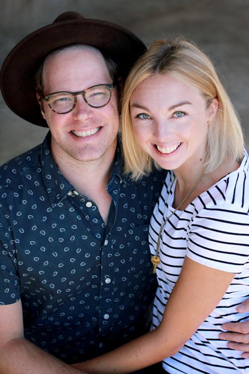 Worship & Creative Arts Directors  Josh & Sarah Parsons