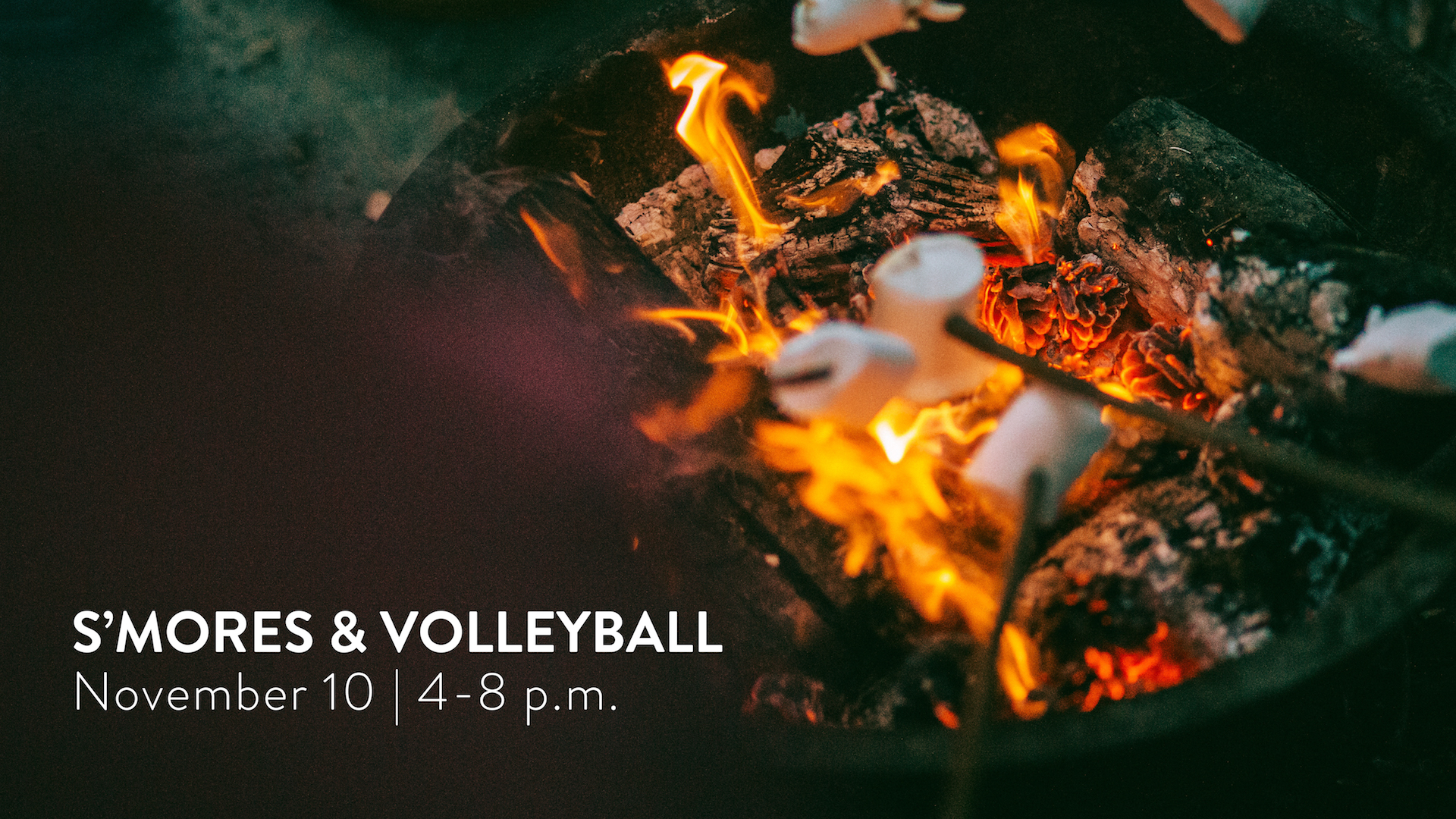 Emanate Smores and Volleyball.jpg