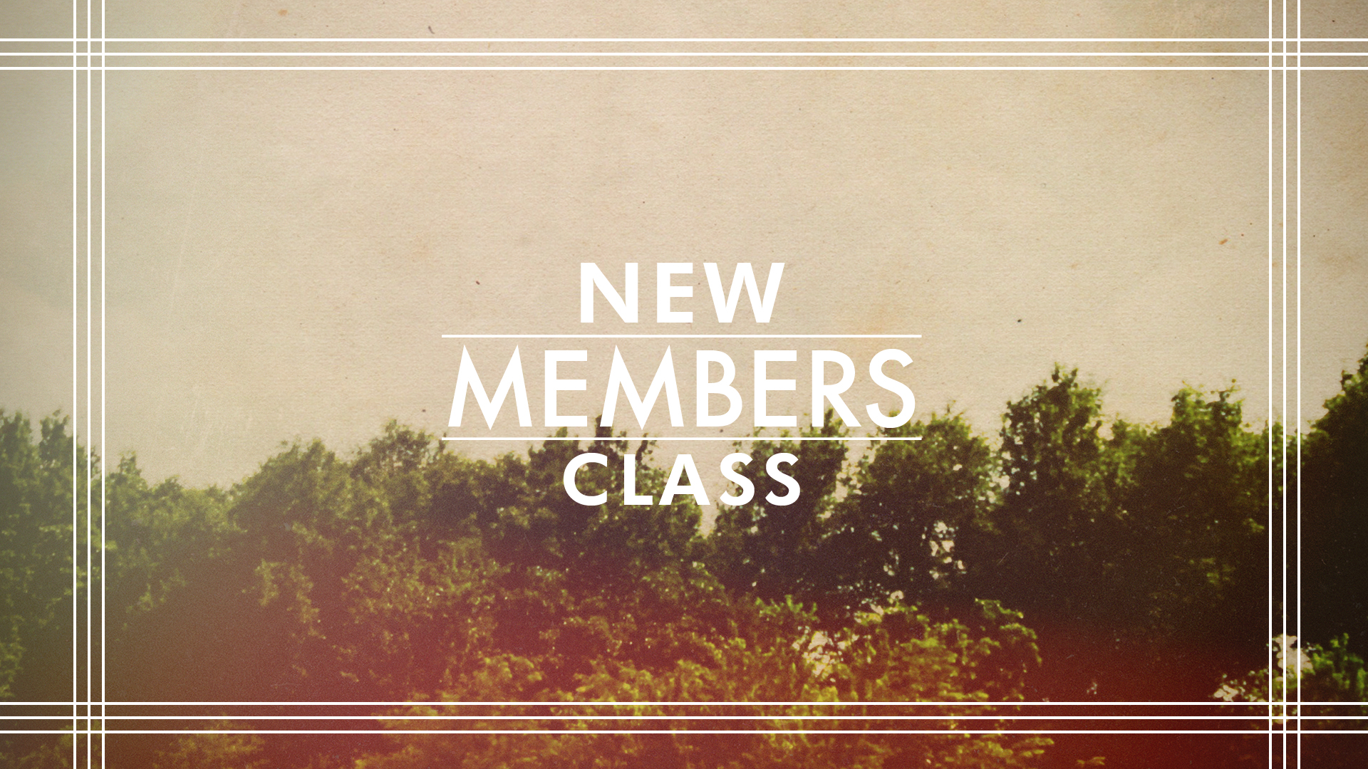 Our New Members class will run the first three Sundays of every month. In this class, designed for those who are interested in learning more about becoming a member at Grace Center, you'll learn about where we came from, who we are and where we're going. Plus, you'll have an opportunity to meet other people who are new to Grace Center. The class will meet in Room H at 10.45am starting July 7th. Register at gracecenter.us