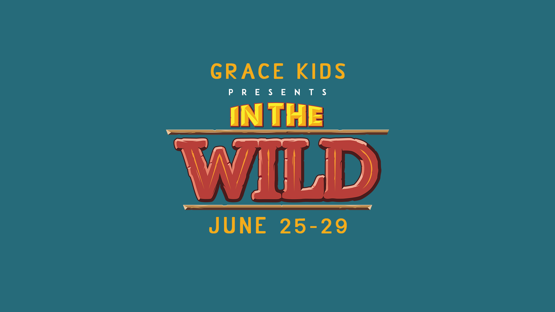 This VBS is going to be WILD! Grace Kids is hosting a 5-day expedition into the Arctic, into the rainforest, the mountains, and the bog lands to celebrate some of God's fascinating wildlife while having amazing encounters with Jesus!  Sign up today! Registration closes June 18.