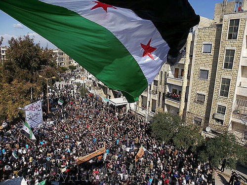 """Human Rights First, """"Syria Freedom"""""""