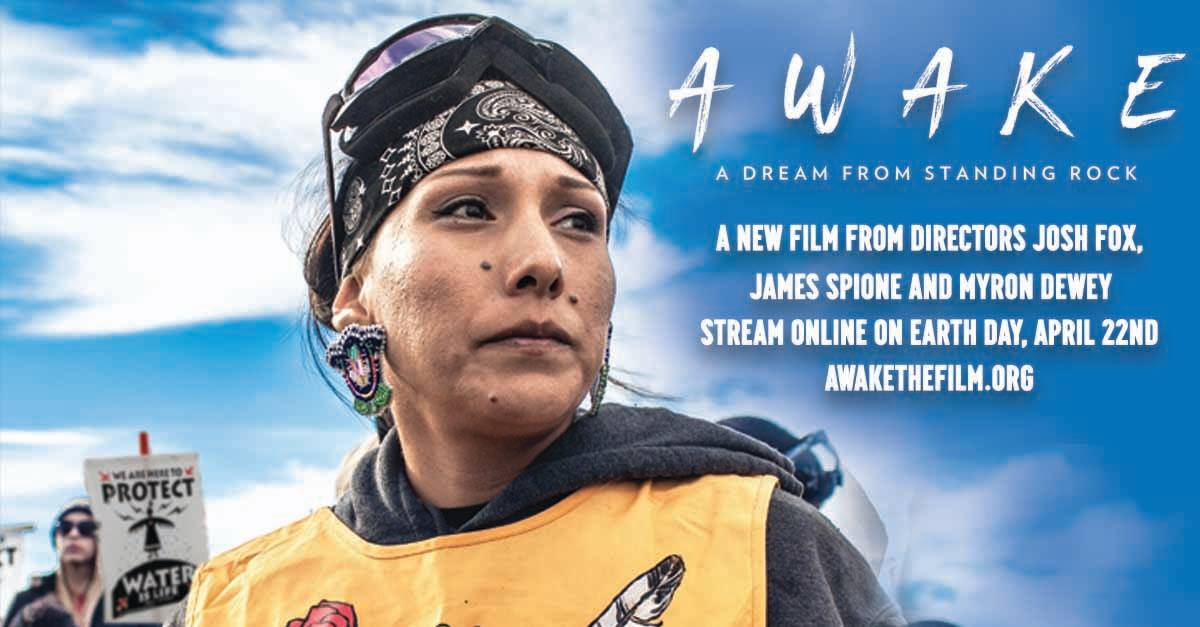 Awake, A Dream From Standing Rock (2017)  [89:00]