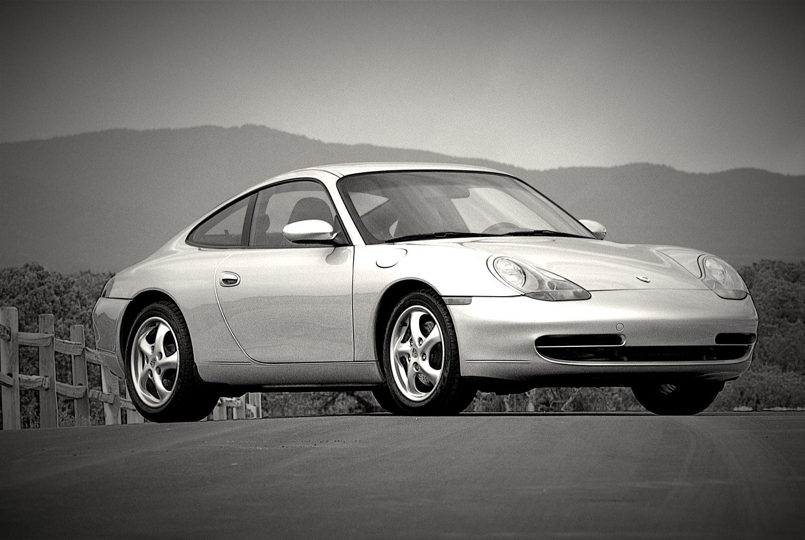Porsche 911 (2000)