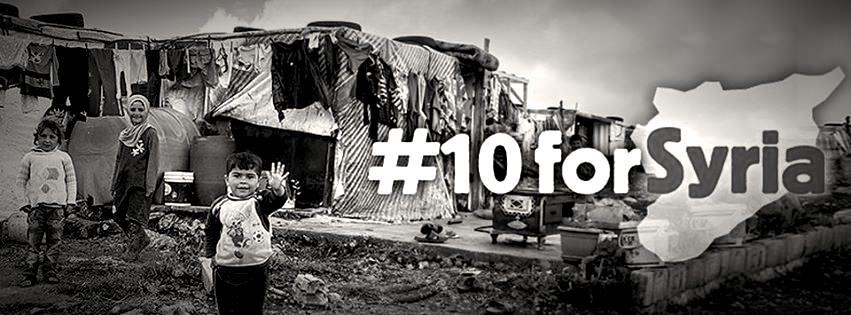 #10forSyria