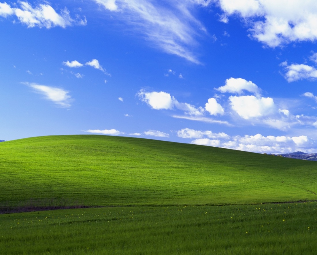 The Story Behind the World's Most Famous Desktop Background - Abigail Cain
