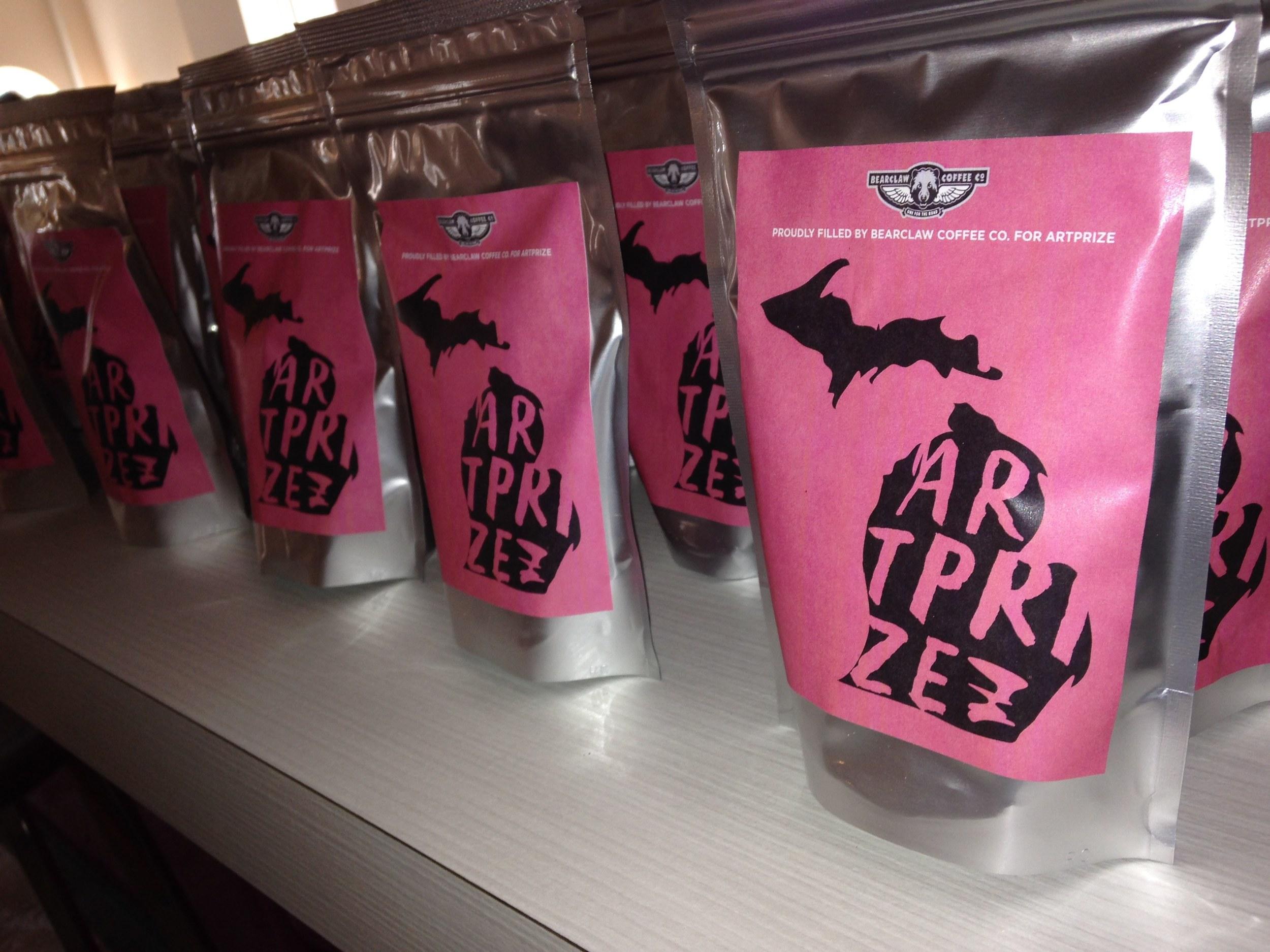 ArtPrize Coffee Bags.jpg