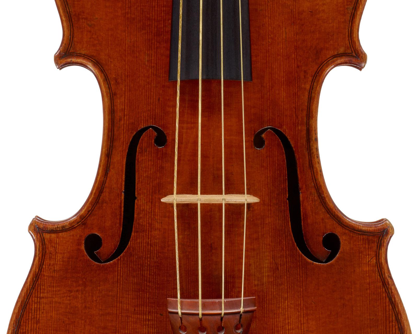 Violin by Antonio Stradivari