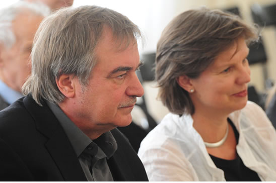 Wolfgang Maderthaner and Andrea Grisold