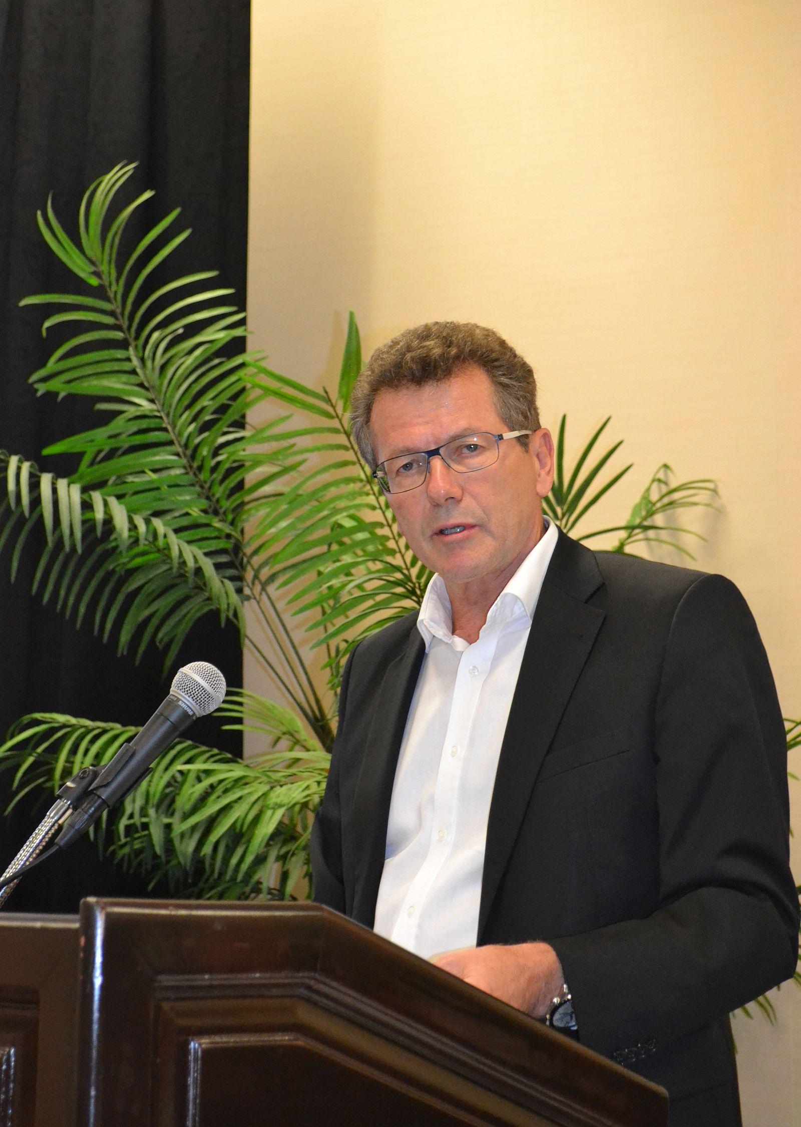 Ambassador Wolfgang Waldner  Photo: Winfried Garscha