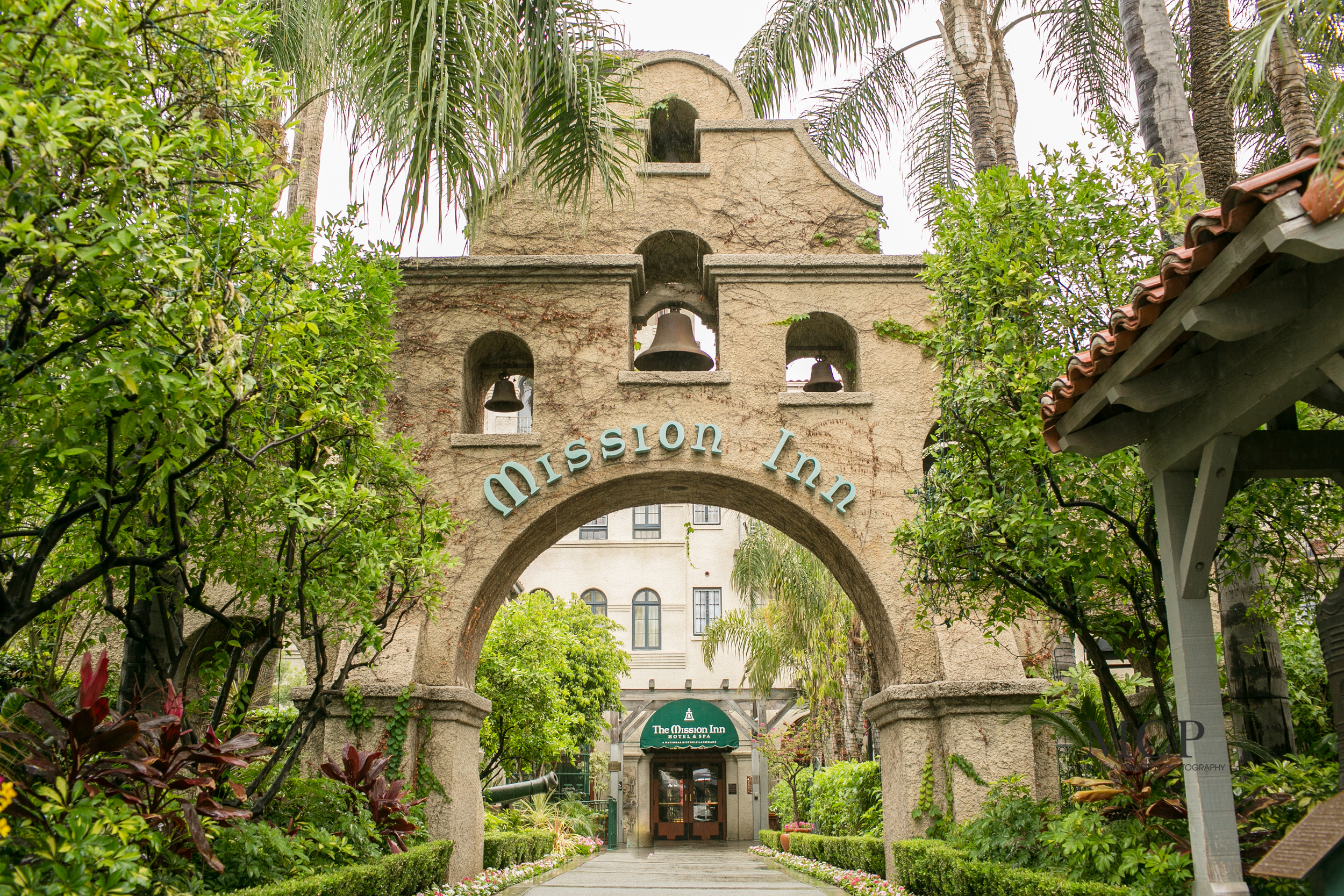 The Beautiful Historical Mission Inn - Riverside CA