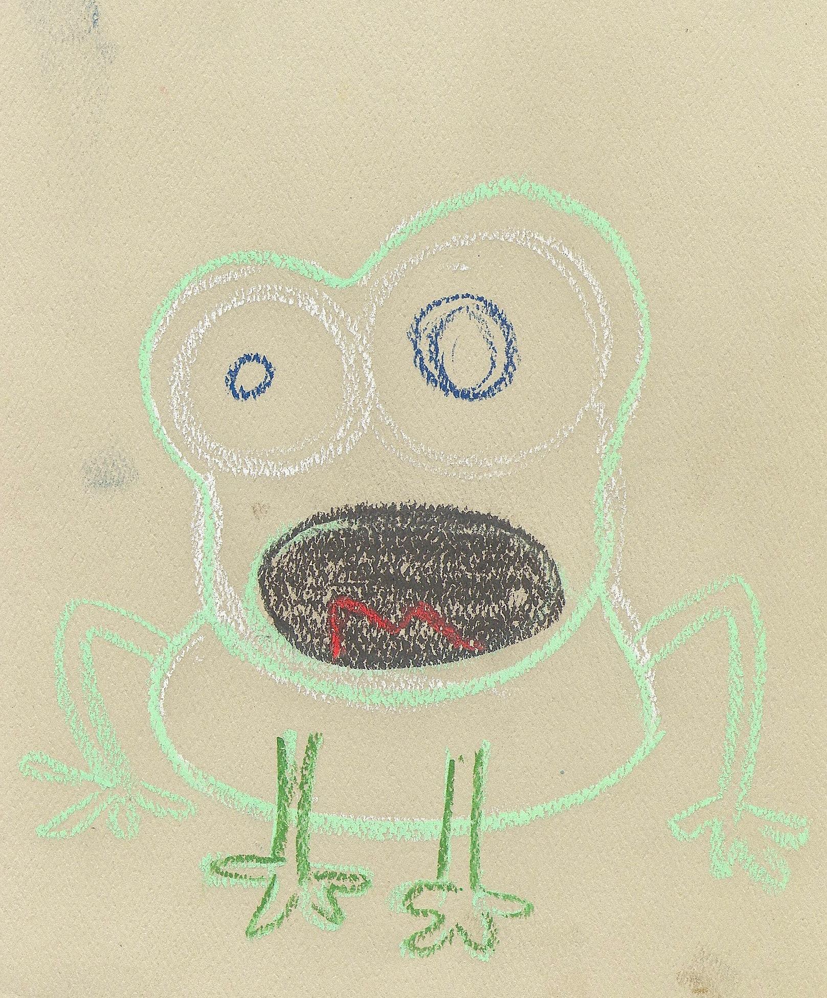 Frog, Pastel .jpeg