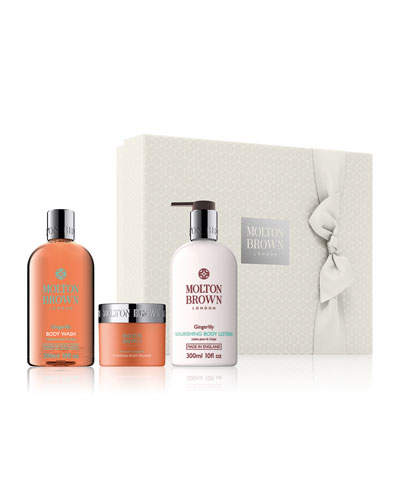 NM Exclusive Heavenly Gingerlily Caressing Body Gift Set