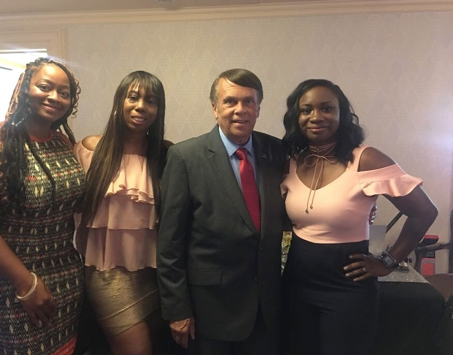 Business Babes with the mayor of Dover, DE