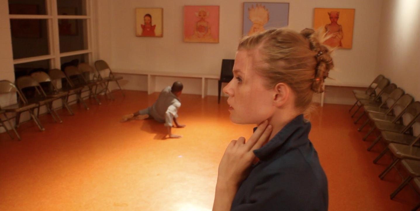 Davon Rainey, Logan Frances Kruger   Shelter Island, NY   2010   Choreography by Adam H. Weinert