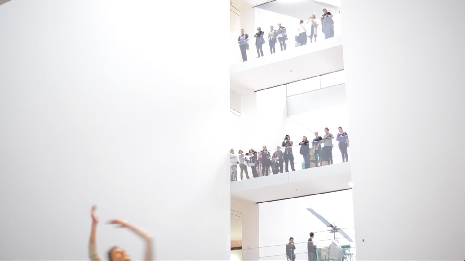THE REACCESSION OF TED SHAWN   Adam H Weinert | MoMA 2013 | Still Image from video by Philippe Tremblay-Berberi
