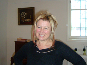 Dagens gästföreläsare Anci Hjulström