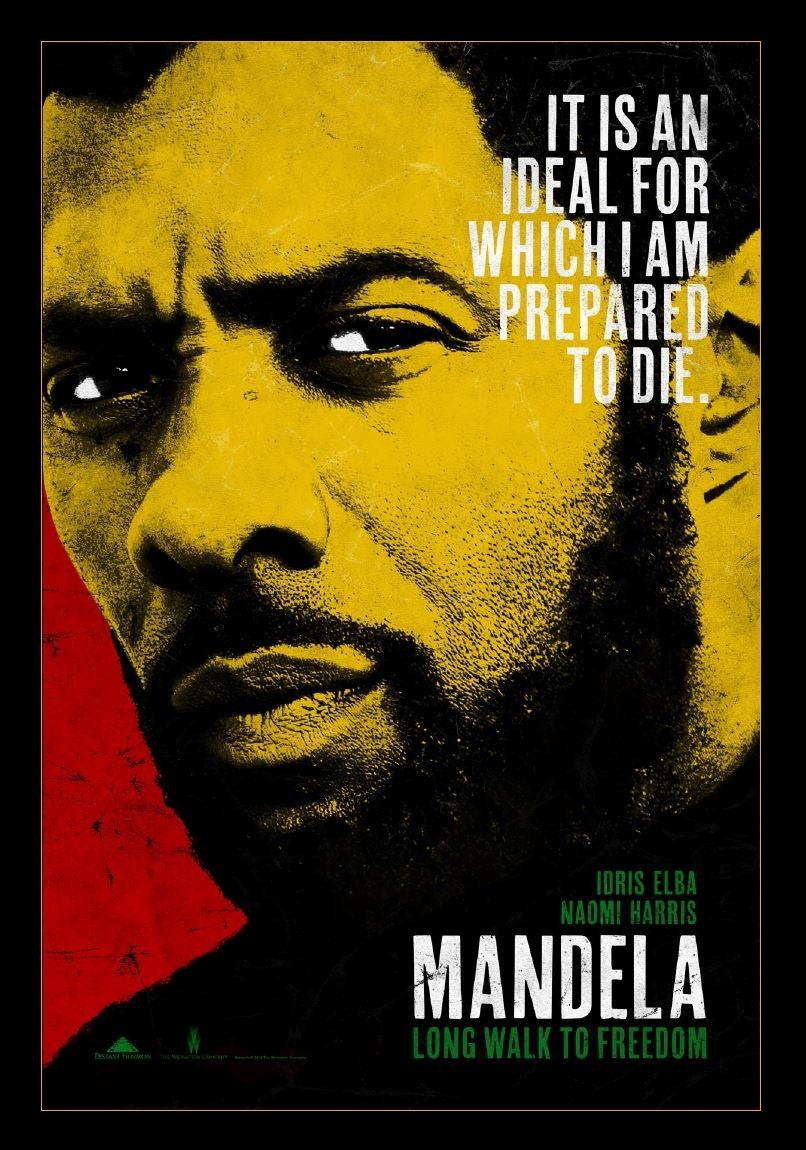 Mandela Long Walk To Freedom Poster
