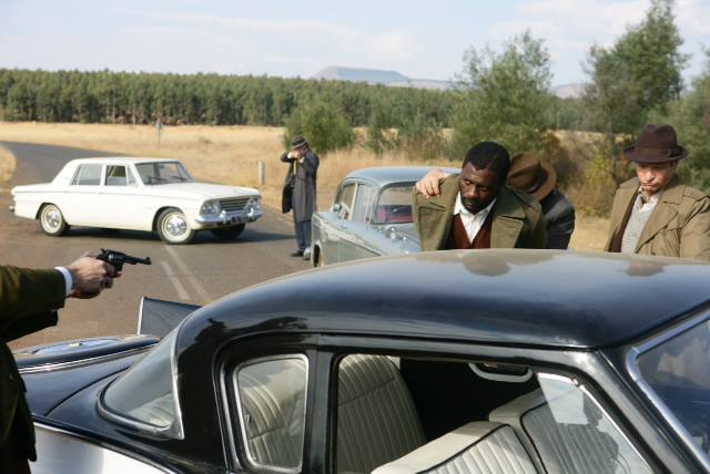 Arrest of Nelson Mandela - Howick KwaZulu-Natal