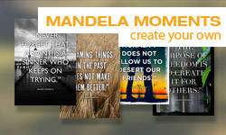 Mandela Moments
