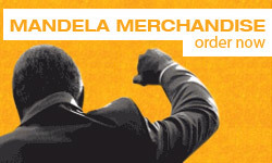 Official Mandela Merchandise