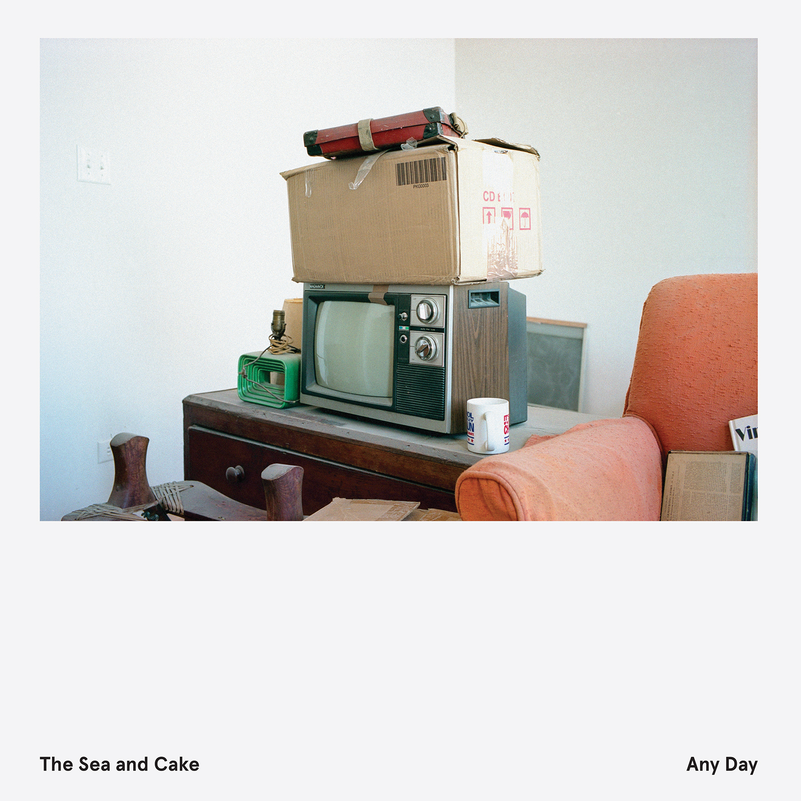 The Sea & Cake - Any Day