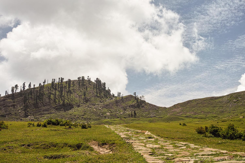 trail to Shankh Pal