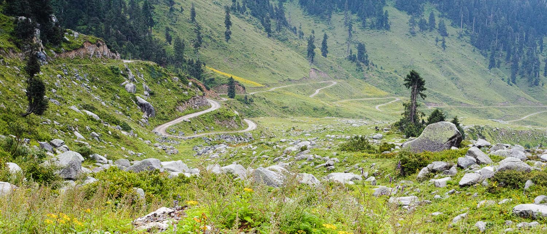 Road to Sarthal