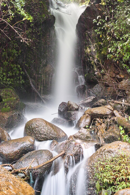 Waterfall near Bani