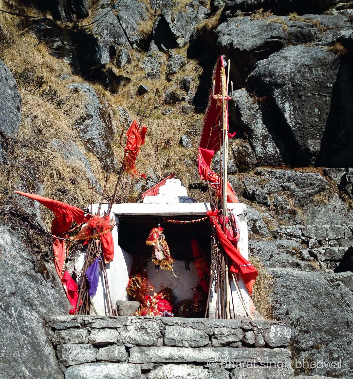 Jhande Wali Mata Temple