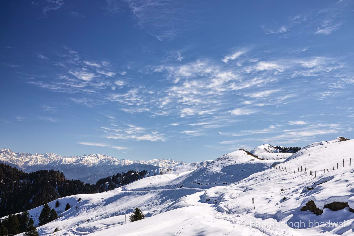 The spectacular route to Prashar