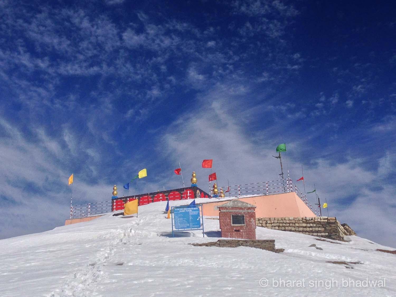 Shikari Mata Temple