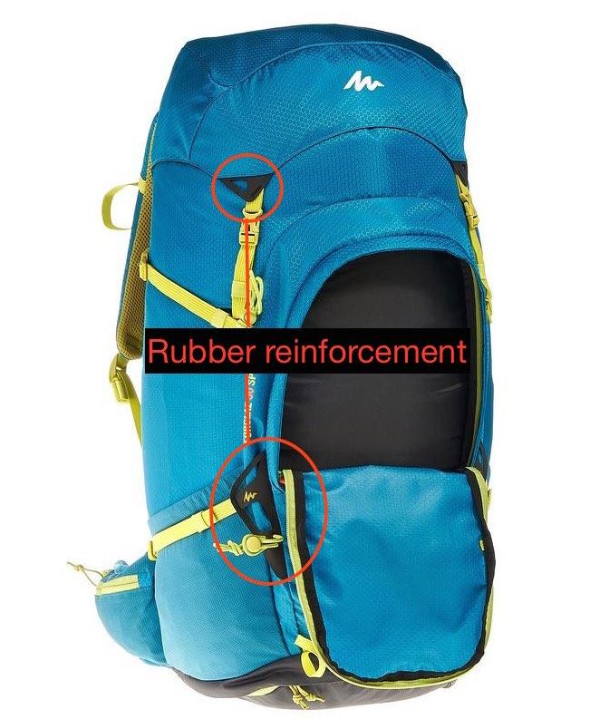 Rubber reinforcement