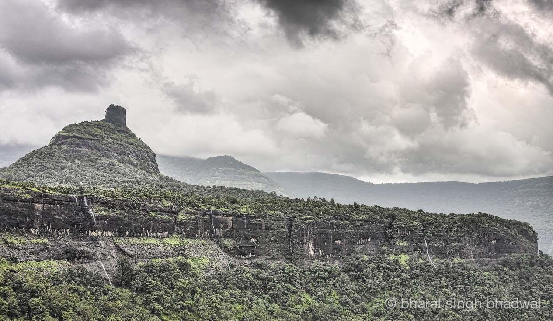 Kothaligad / Peth plateau and fort