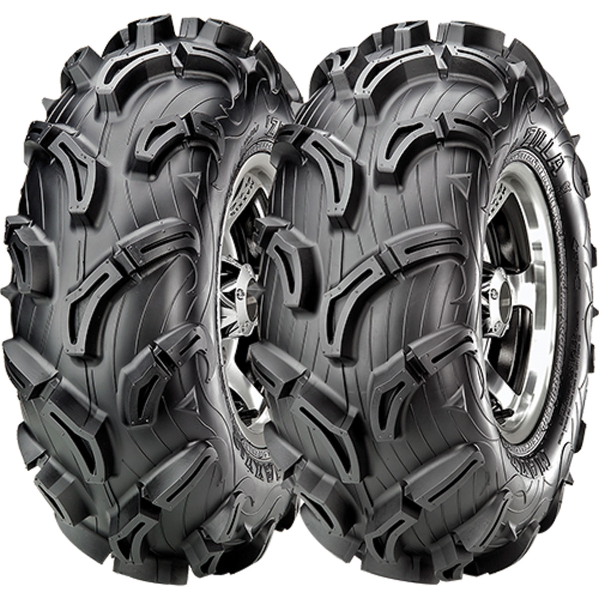 Offroad mud terrain tyres influence shoe lug design