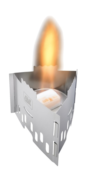 CS75S lightweight solid fuel stove by Esbit