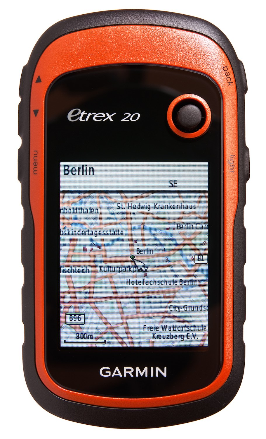 The missing Etrex 20. If someone finds it in the Himalayas, please do let us know :)