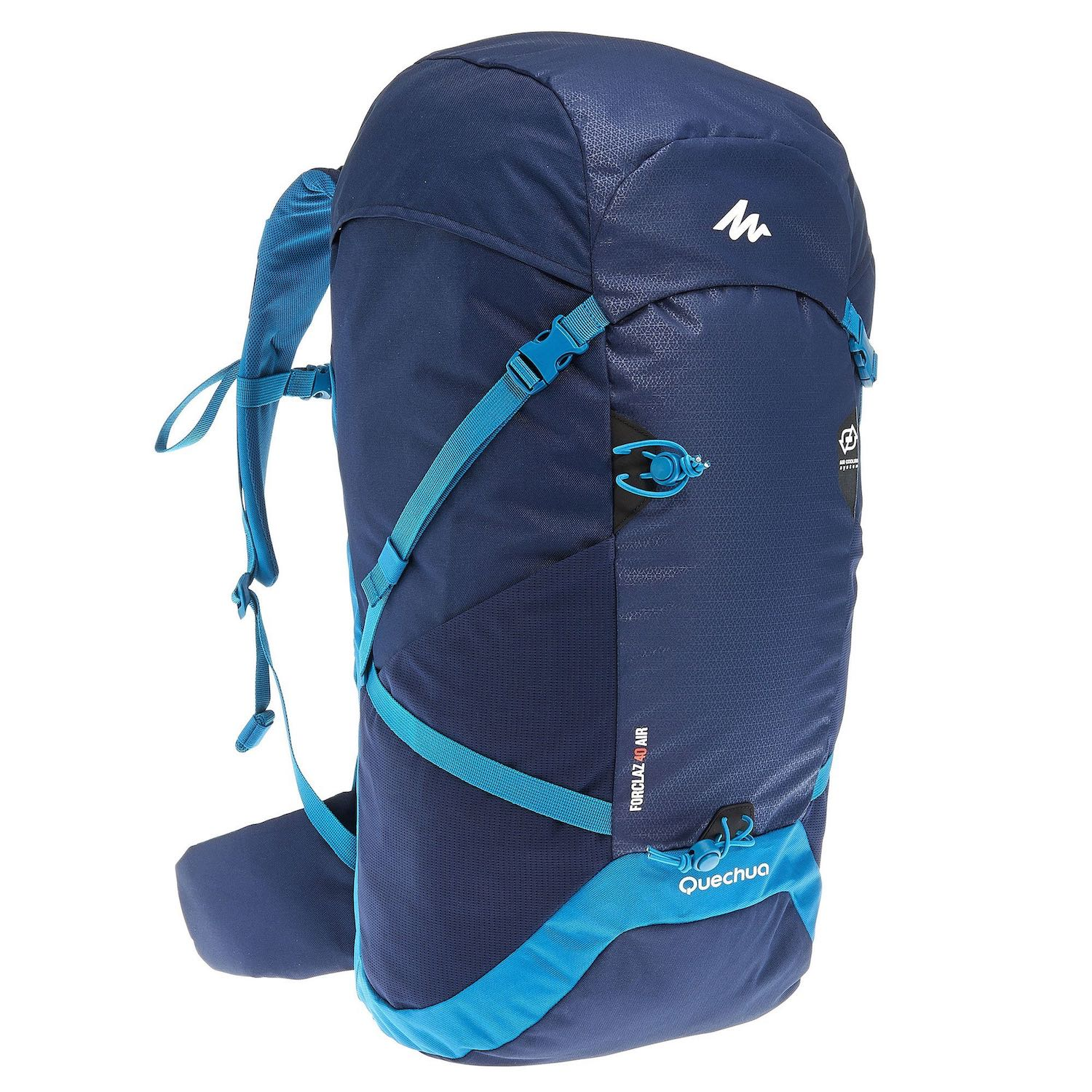 A lightweight backpack should weigh in under one kilo.