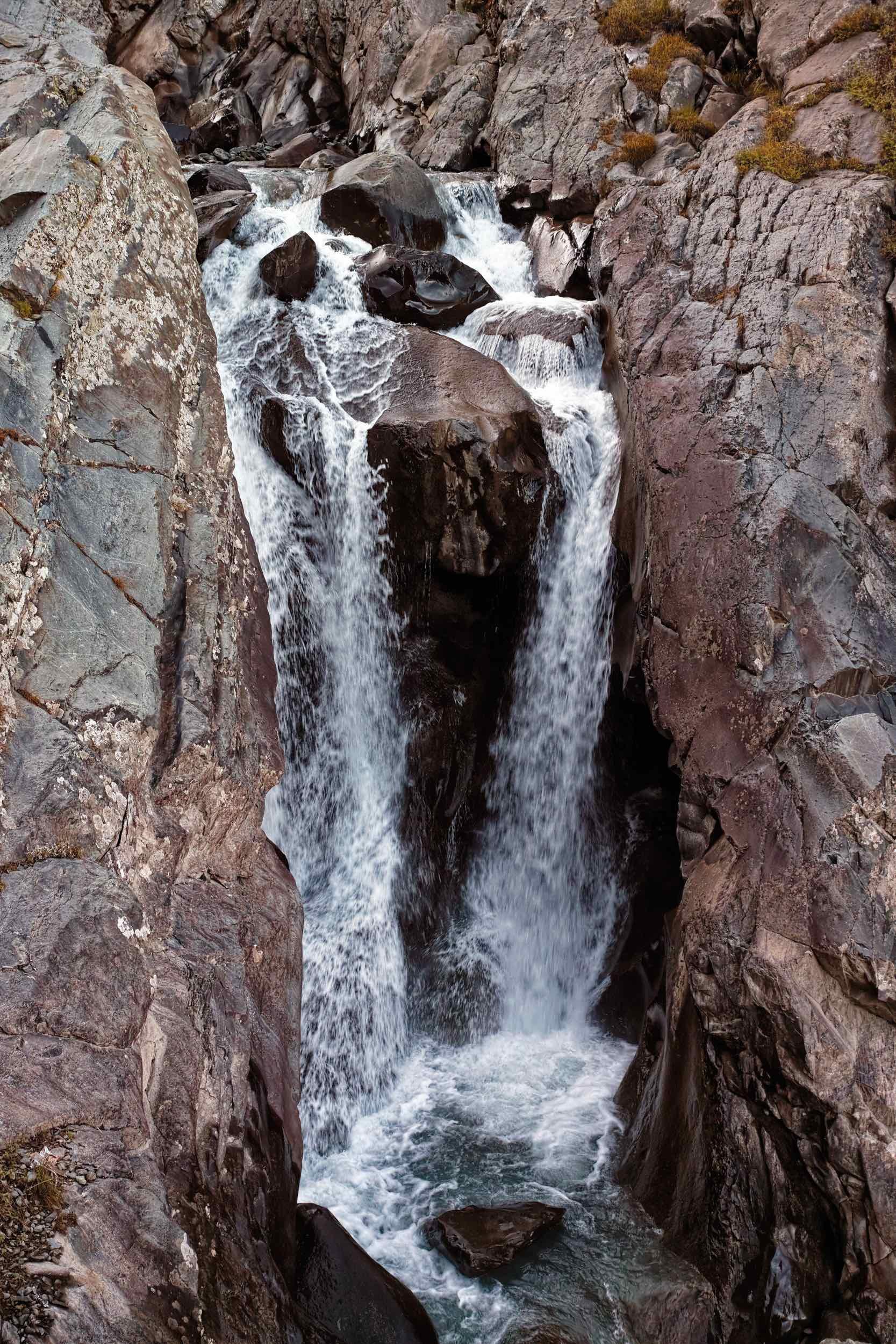 Waterfall at Shiv Ka Karhat