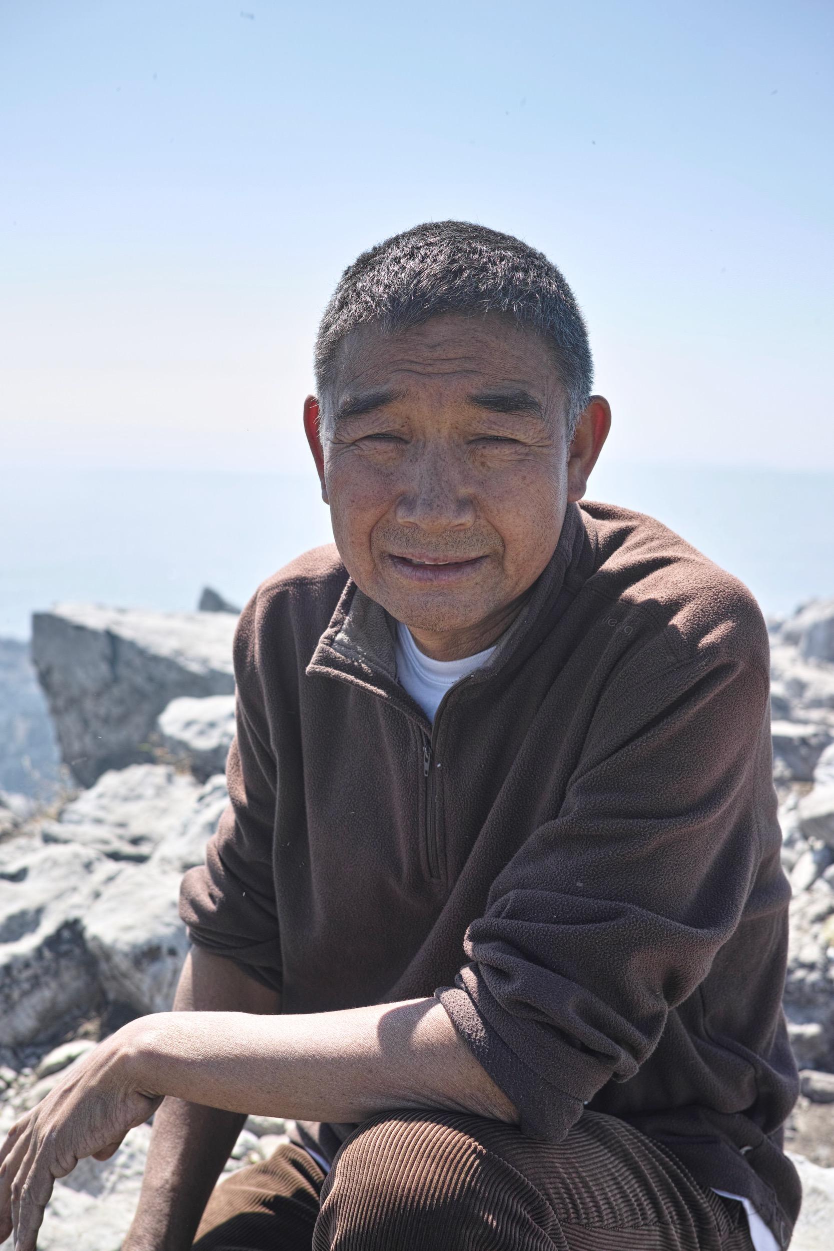 Tsering Dorje from Kibber (H.P.)