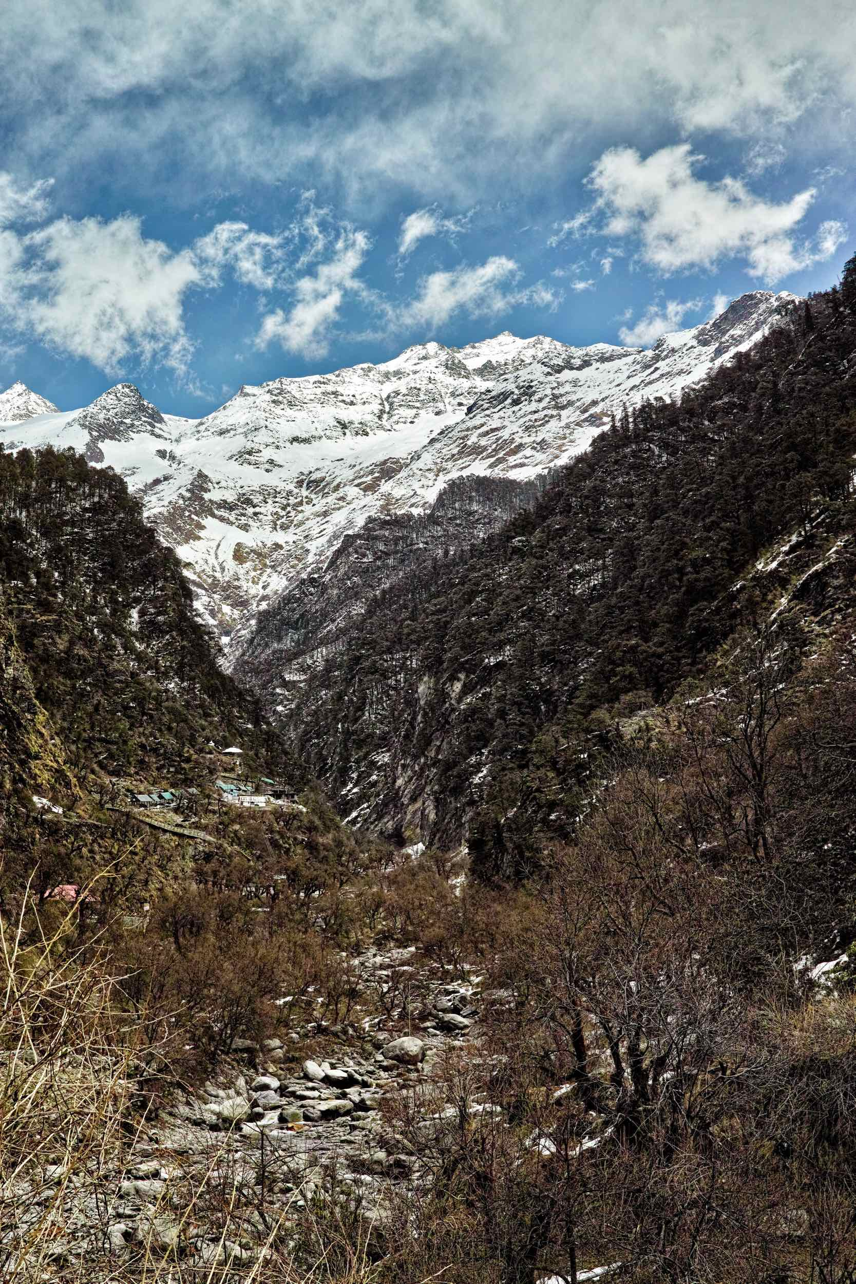 Here's the massif that I'm obsessed with. Bandarpoonch's immensity humbles me.