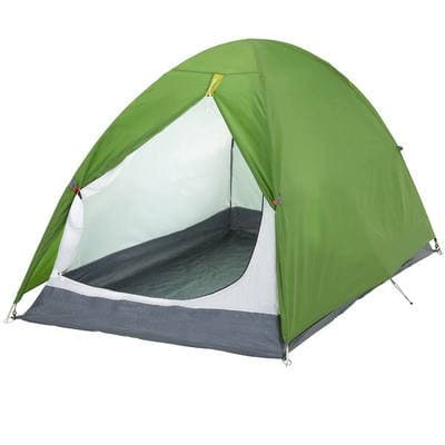 Arpenaz 2  - A bit heavy but still the best value for money. Decent build quality for the price and will last you more than a trekking season. ₹ 1,999