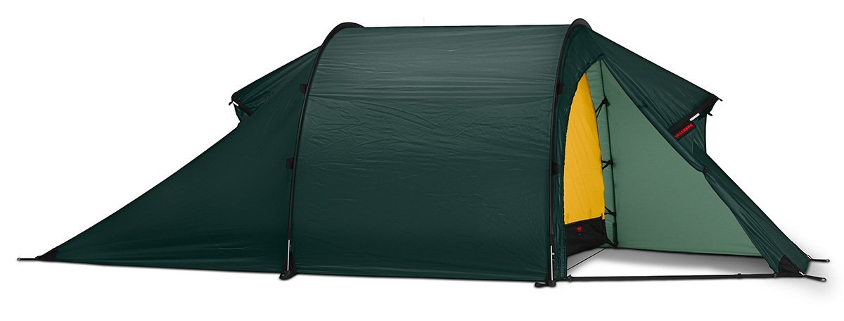 Hillegerg - Nammatj 2 GT - Hilleberg is a Swedish tent-making company founded in 1973 by a husband and wife team, Bo and Renate Hilleberg. They make the best expedition tents in the world. 'Nuff said. ₹ 60,000