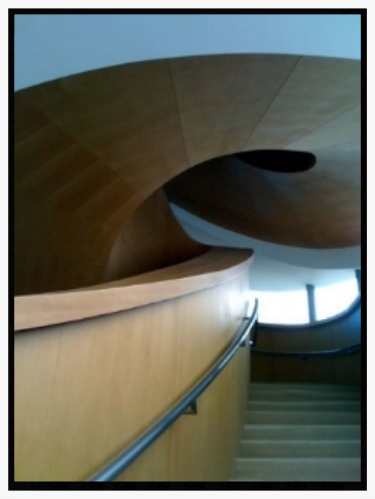 Gehry Stairs @ AGO Museum, Toronto '09