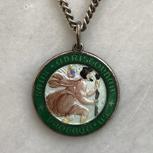 0f58d1c71a9a6 St Christopher & Surf — Worn-Over-Time