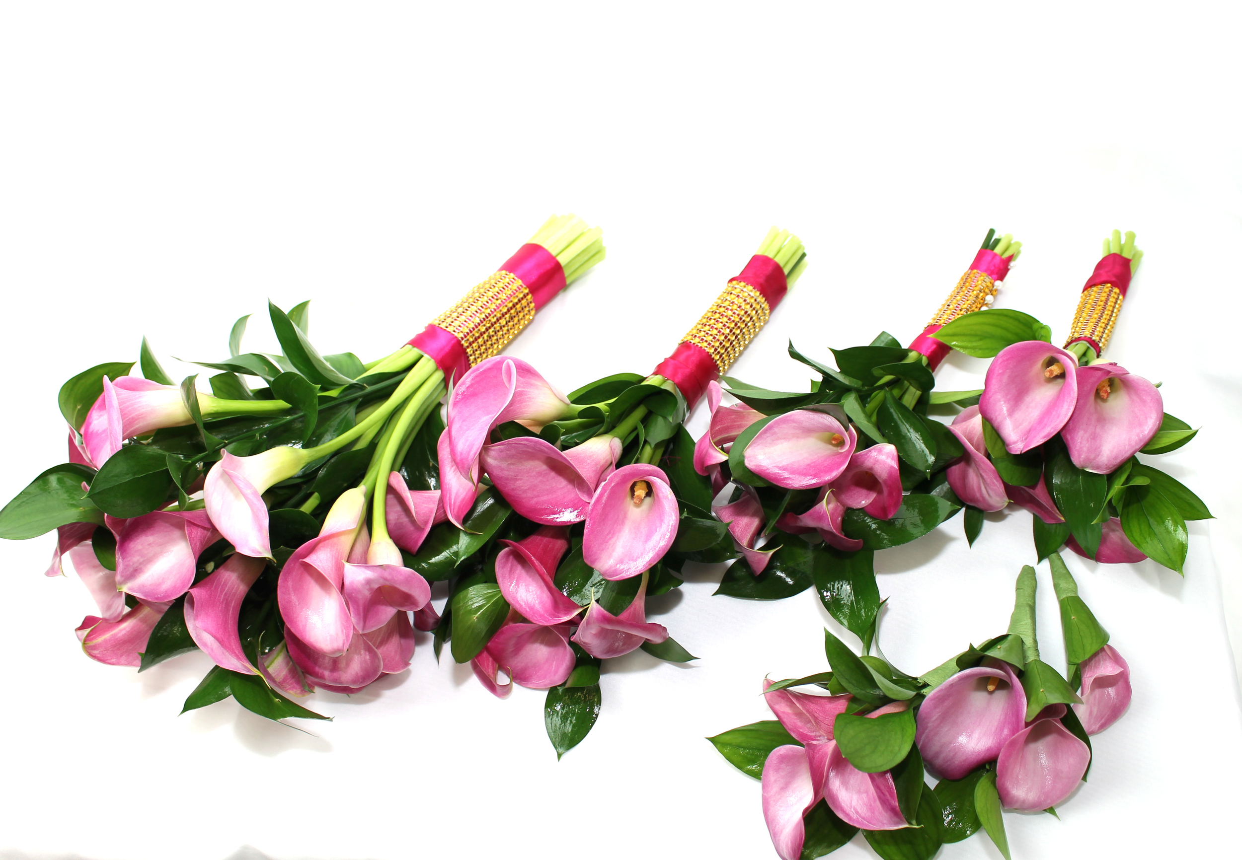 Calla Lillies Floral Package